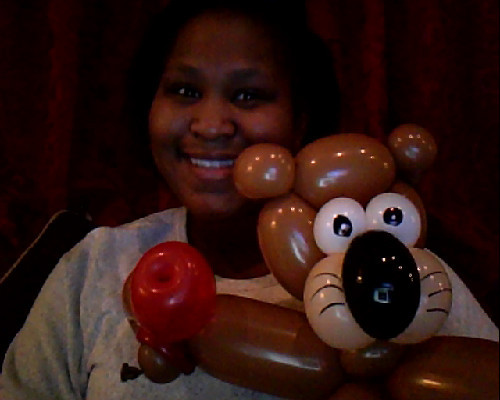 yasymira:  Look what I got! For some reason, it reminds me of Scooby-Doo lol  I like it. It looks like a living cartoon!