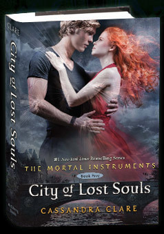 City Of Lost Souls By Cassandra ClareComing soon! 5/08Can the lost be reclaimed? What price is too high to pay for love? Who can be trusted when sin and salvation collide? Love. Blood. Betrayal. Revenge. Darkness threatens to claim the Shadowhunters in the harrowing fifth book of the Mortal Instruments series.
