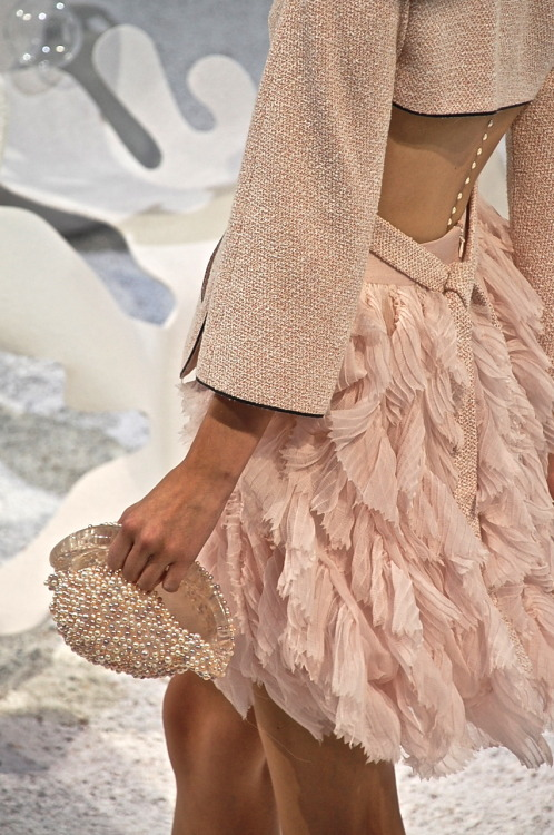 Paris Fashion Week Spring Summer 2012: Chanel Details