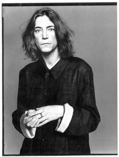 Richard Avedon - Patti Smithvia