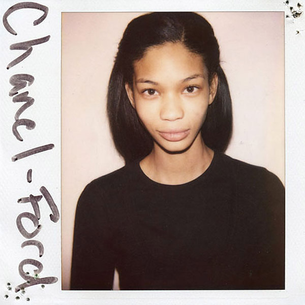 Polaroids of Famous Models Without Makeup