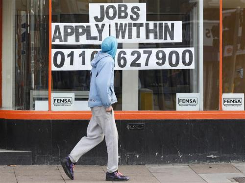 Britain's jobs market shows signs of stabilization  In further good news for cash-strapped Britons, inflation dropped sharply in January.  (click-through for full story)