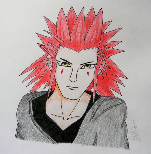 Oh look, I finished Axel…