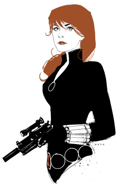 philnoto:  Black Widow