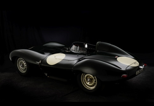 coolerthanbefore:  1955 Jaguar D-Type being sold for $4.7 Million.