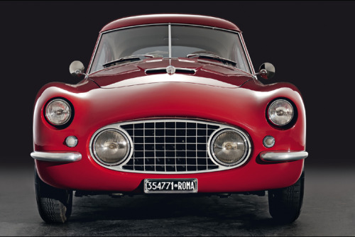 coolerthanbefore:  1953 Fiat 8V Series 1 Berlinetta Coachwork by Fiat Carrozzeria Speciale