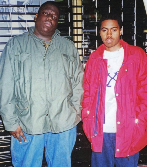 fuckyeahthenotoriousbig:  Ain't no other kings in this rap thing, They siblings