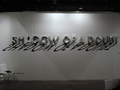 """shadow of a doubt"" by aldo chaparro"