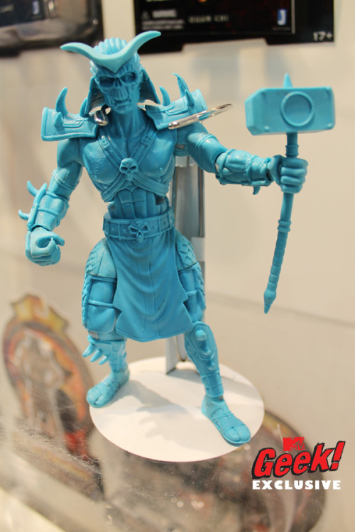 FINISH HIM! (via Toy Fair 2012: Exclusive First Look at Jazwares Mortal Kombat Shao Kahn Figure)