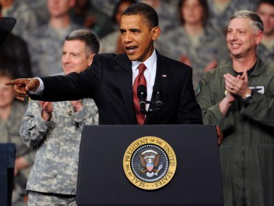 "Can Obama's record on foreign policy back up his ""hawkish"" reputation? ""Of course, it is not the president's sagacity that is in judgment. It is his honesty, his honesty to himself, surely, but also his honesty to us. Ajami published in the last issue of TNR an essay about a novel first published in Beirut four years ago, titled In Praise of Hatred and written by Khaled Khalifa. It is about today's bloodletting, yesterday's sectarian political program, eternal loathing. And, to be sure, Syria's ace-in-the-hole, its proximity to Israel, that it was the confrontation state. These insights laid out in a novel were not secrets. They were common knowledge. But Obama somehow believed that he could talk these truths out of their secure place in the world."" -Martin Peretz, ""Obama's 'Hawkish' Foreign Policy? If Only It Were So."" Photo courtesy of Business Insider"