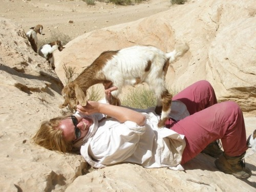 lookslikescience:  My name is Megan Perry and I am a bioarchaeologist