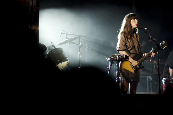 gabbycantero:  Feist Laneway Festival Singapore 2012 Full coverage at A Different Cut