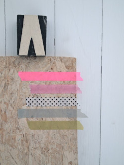Feeling inspired to DIY with some of our favorite Washi tape…