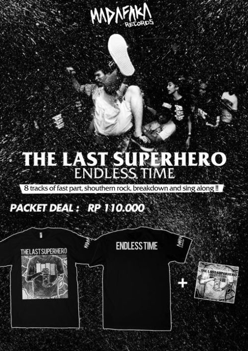 SIAP DI ORDER PACKET DEAL DARI THE LAST SUPER HERO 085766406716madafakarecs@gmail.com