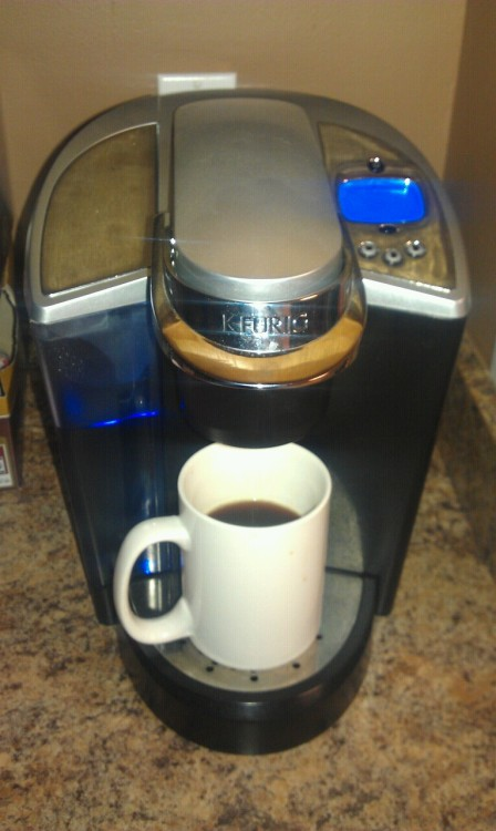 Keurig is Love.