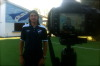 "Photo + Video production with Nacional's striker Alexander Medina for the Club's campaign: ""Socio Mundial""..."