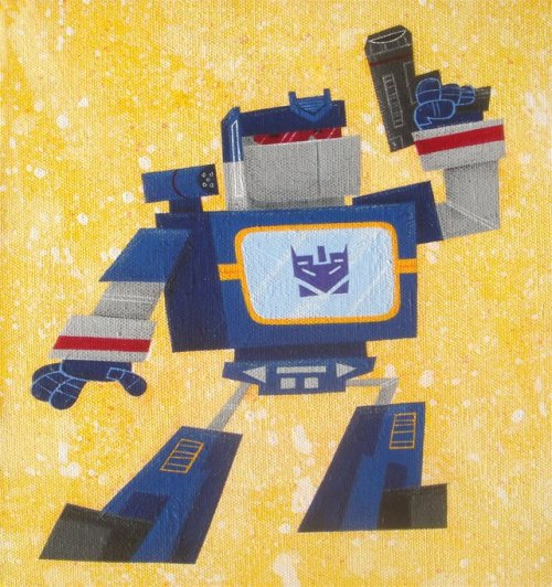 herochan:  Soundwave - by Alex Leighton Website | Blog | deviantART (via: robotcosmonaut)