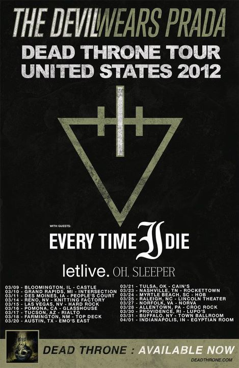 i didn't realize letlive was on this as well. now i have to go.