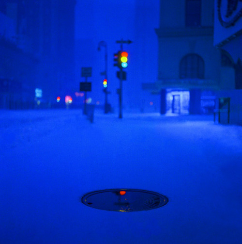 The Quiet American - Pete Turner   Reblogged via Stumblr
