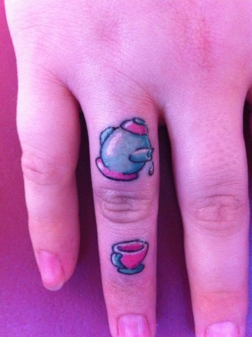 jayetoro:  cutest tattoo ever (: