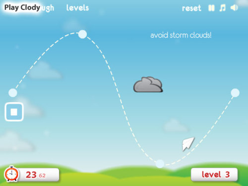 beplayed:  Play Cloudy | Free Online Games
