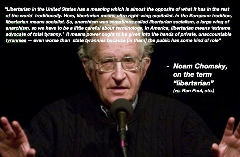 nogods-nomasters-nopants:  People have a lot of problems with Chomsky… …but damn.