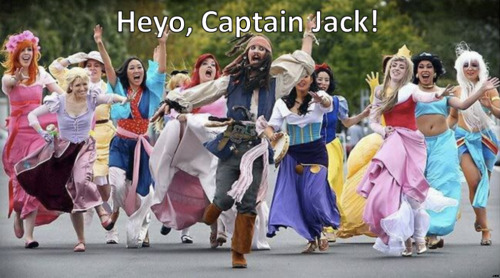 forget Prince Charming, we want Jack!