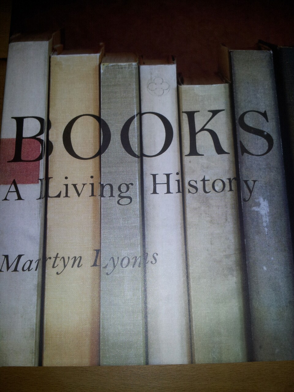 This is a beautiful book, a great addition for bibliophiles. However, it's very western centric with occasional mention of Russian and Japanese print media. Disappointing but not surprising. I would love to see an additional volume that draws from wider examples.