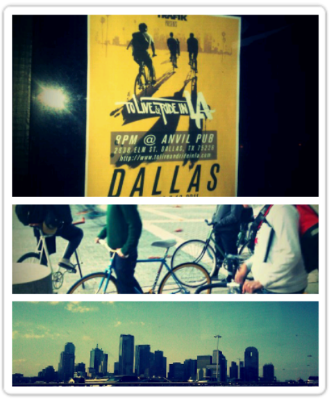 eeerdayswagkings: this is actually dope.   Ridin round & gettin it! DALLAS!