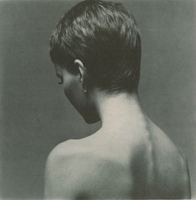 mietteshoppe:  mia farrow by richard avedon   My hair is about this short right now and I LOVE it. Perfect for the beach!