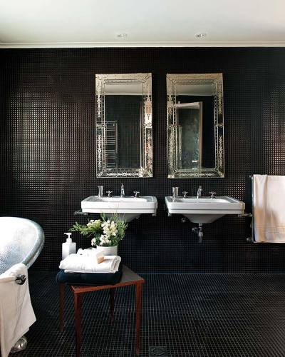 homedesigning:  Dark colored bathroom inspiration#mce_temp_url#