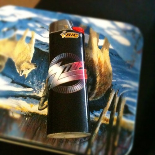 #zztop #bic #legs #sharpdressedman  (Taken with Instagram at Daddy's Little Man Cave)