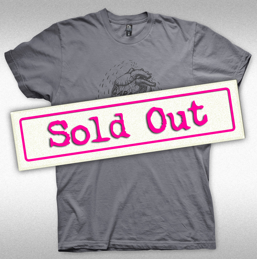 "UPDATE: our limited edition shirts are now sold out. Thank you so much to everyone who bought one! We will have more merch available as we get closer to our ""Not Your Kind of People"" release date so stay tuned!  If you have any questions on your order email: help@garbage.com"