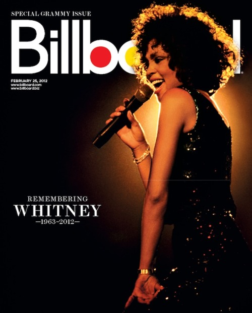 Sneak Preview: This week's issue honors the legacy of Whitney Houston - that voice, her chart feats, in-the-works projects, and those in the industry whom she touched. We will always love you.