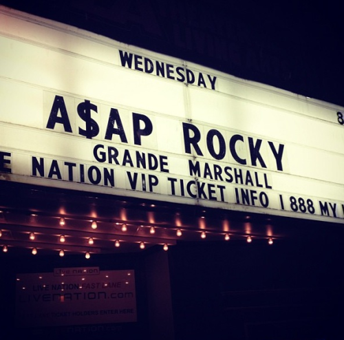asap rockey is the fucking shit