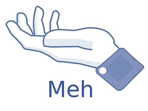 The button Facebook needs.