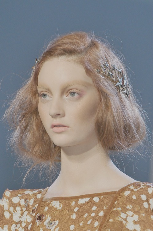 Codie Young at Rodarte fall 2012-13