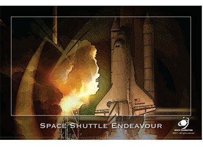 lightthiscandle:  spaceandstuffidk:  Giant Endeavour poster? I shouldn't buy that.  Yessssssss. On a related note, someone on ebay is selling like 7 copies of a giant poster of Wally Schirra. It's a great photo, but even if I had $80 to burn, I couldn't deal with Enormous Intimidating Wally staring me down every day.   I have this Life magazine on my wall and my first concern when I put it up was if I would be frightened by his expression all the time.