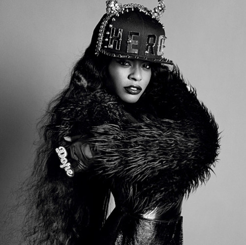 "postdubstep:  Azealia Banks To Release EP, Working Together With Lana Del ReyBanks is releasing a new EP via Polydor on March 25. It will include the hit ""212"", ""Liqourice"" and a few unheard remixes. In other news Azealia is also working with Lana Del Rey and songwriter Ryan Tedder on a song. It sounds very scary, but let's just wait till we hear the jam."