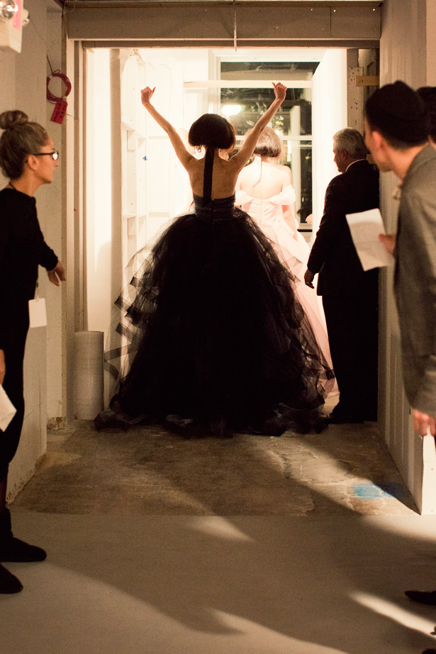 awesome. photo by Jamie Beck. fromme-toyou:  The Finale~ Oscar de la Renta That's the show! It's been another amazing NYFW and I just want to say thanks for coming along on this adventure with me! More to come but for now… have a celebratory weekend!