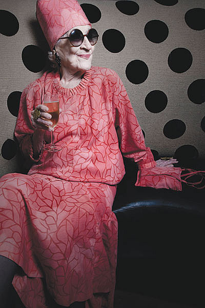 Rest in peace, Zelda Kaplan (1916 - 2012)