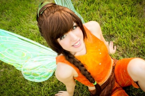 Fawn from Pixie Hollow by Sirene