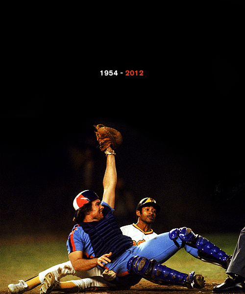 marc-andrepatricebergeron:  mightyflynn:  1981 photo of Gary Carter and Ozzie Smith by Andy Hayt/Getty Images  Rest in paradise, Kid.   Talk about a guy who did things the right way…