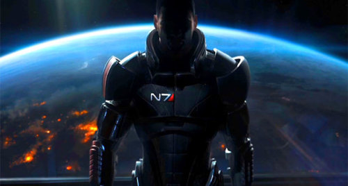 videogamenostalgia:  According to ABC Today, EA will be launching a few ME3 games into space. They are planned to come back to Earth sometime before March 6th, ME3's release date. They can be tracked on the Mass Effect website, and anyone who finds one will be able to play the game before they even hit retailers.  This doesn't make sense.