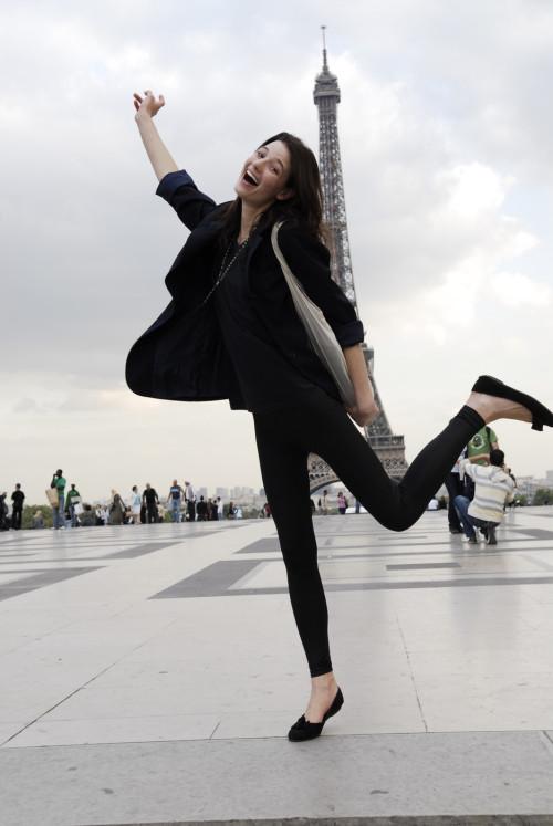 femme-belle:  I love paris