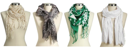 Various Scarves Old Navy - $16.94