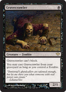 maximum-hipocrisy:  I'm gonna do a GIVE AWAY! I currently have a playset of Gravecrawlers. 3 are regular that were opened out of boosters or won from drafts. The 4th is an Alt Art Foil I got from my local shopkeeper during the release. All 4 will be sent to the lucky winner of the give away. So, if you're interested, here are the rules: 1. Must be following me. 2. Only reblogs count, no likes. 3. No more than 3 reblogs. Don't spam it or you'll be disqualified. 4. I will send it anywhere, not just within the US. I will send out to other countries. 5. The winner shall be picked at random on March 30th. Good luck everyone! Enjoy!  Well hey, I could always use cards, and so could you.