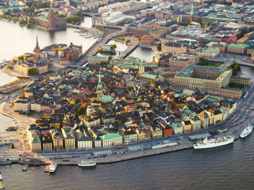 marvelousplaces:  Stockholm, Sweden