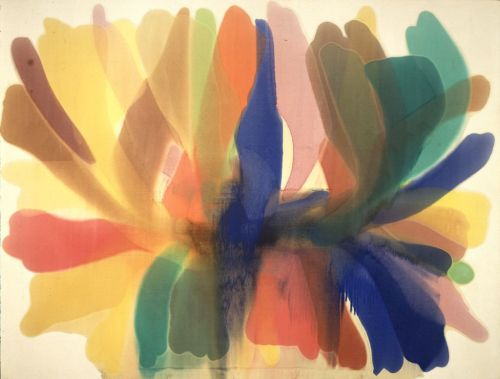 Morris Louis, Point of Tranquility, 1959-60