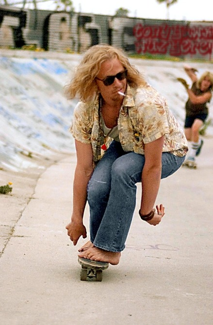 Heath Ledger would still be alive to school men with his coolness.